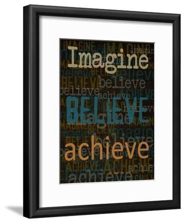 Imagine Believe Achieve