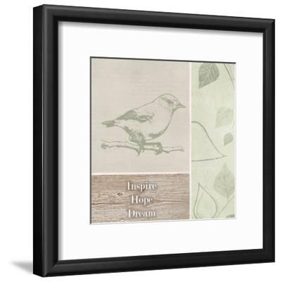 Inspire Hope Dream Bird