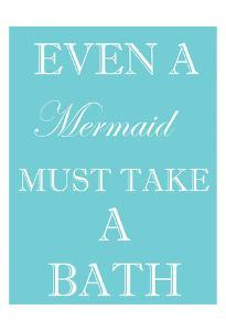 Mermaid Must Bathe by Taylor Greene