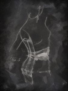 Model Sketch 5 by Taylor Greene