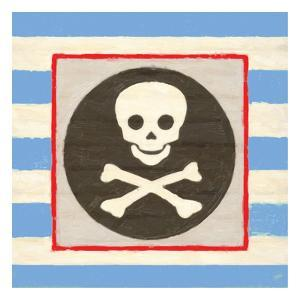 Pirate Stripe by Taylor Greene