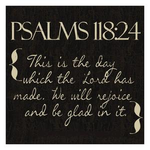 Psalms 118-24 by Taylor Greene