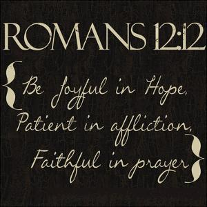 Romans 12-12 by Taylor Greene
