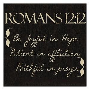Romans 12-12 by Taylor Greene