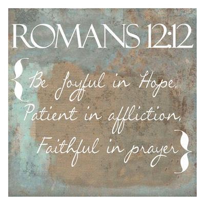 Romans 12-12