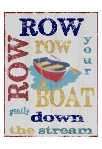 Row Row by Taylor Greene