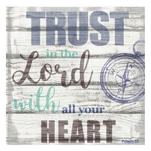 Trust In The Lord by Taylor Greene