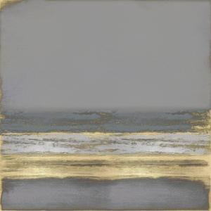 Gold on Gray by Taylor Hamilton