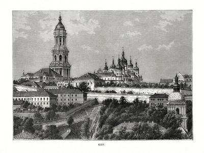Kiev, Ukraine, 1879