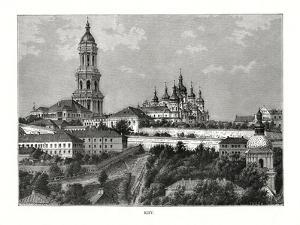 Kiev, Ukraine, 1879 by Taylor