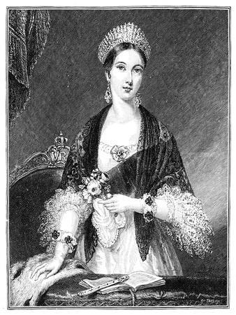 Queen Victoria, (1819-190), 19th Century