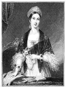 Queen Victoria, (1819-190), 19th Century by Taylor