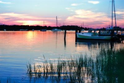 Taylor's Creek Sunset-Alan Hausenflock-Photographic Print