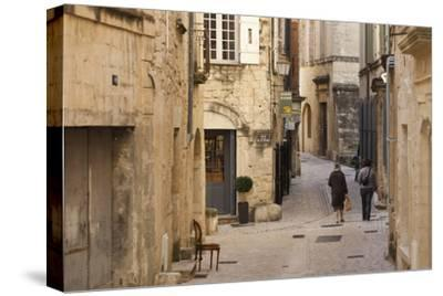 A Back Street in the Village of Uzes