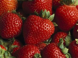 Fresh Strawberries by Taylor S. Kennedy