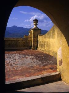 The Museo Nacional De La Locha Contra Bandidos, Trinidad, Cuba by Taylor S^ Kennedy