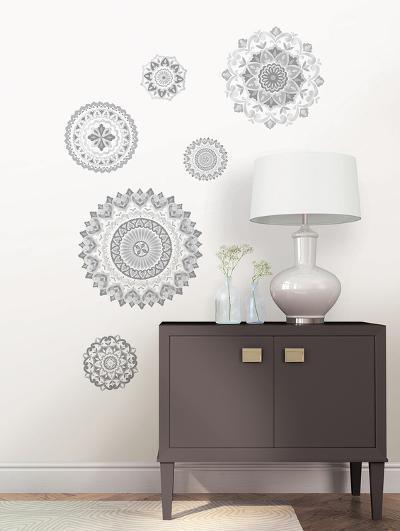 Taza Wall Art Kit--Wall Decal