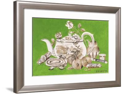 Tea, 1993-E.B. Watts-Framed Giclee Print