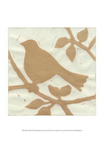 Tea Bird I-Andrea Davis-Art Print