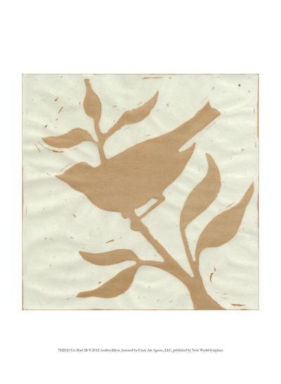Tea Bird III-Andrea Davis-Art Print