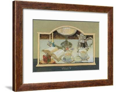 Tea for Two-Thomas LaDuke-Framed Art Print