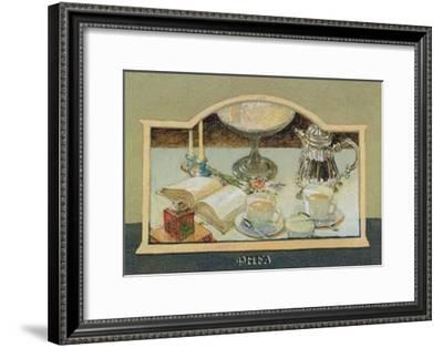 Tea for Two-Thomas LaDuke-Framed Art Print