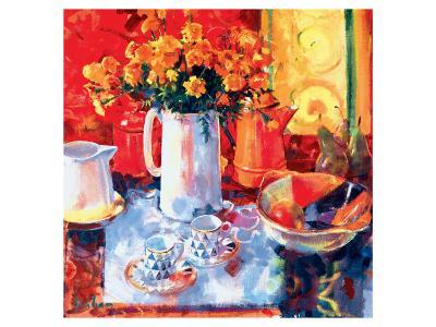 Tea For Two-Peter Graham-Premium Giclee Print
