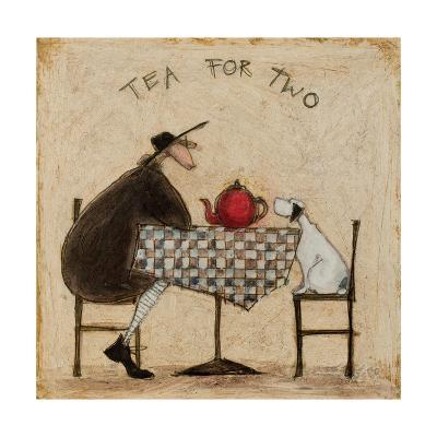 Tea for Two-Sam Toft-Giclee Print