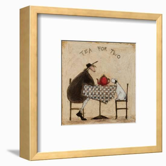 Tea for Two-Sam Toft-Framed Giclee Print