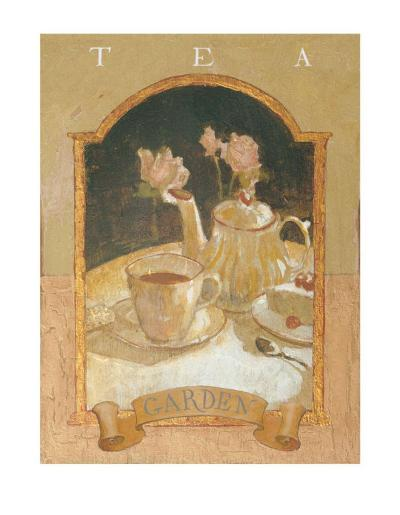 Tea Garden-Thomas LaDuke-Art Print