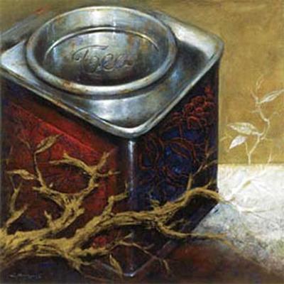 Tea II-Joaquin Moragues-Art Print