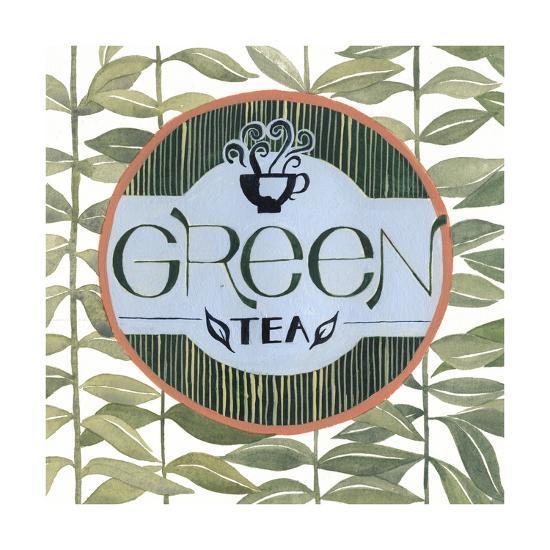 Tea Label III-Grace Popp-Art Print