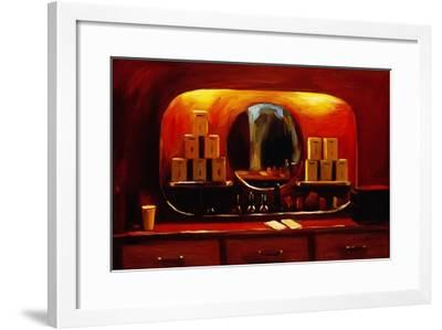 Tea Niche-Pam Ingalls-Framed Giclee Print