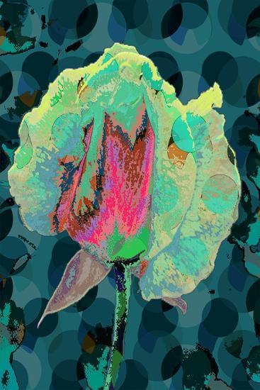Tea Rose 4-Scott J. Davis-Giclee Print