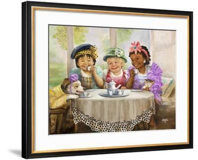 Tea Time-Dianne Dengel-Framed Giclee Print