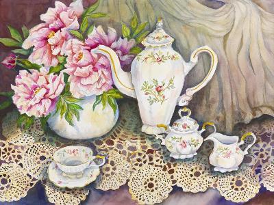Tea Time-Joanne Porter-Giclee Print