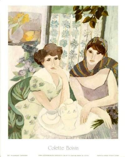 Tea-Colette Boivin-Art Print
