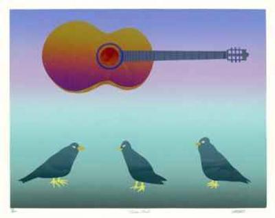 Teacher Bird-Diane Williams-Limited Edition