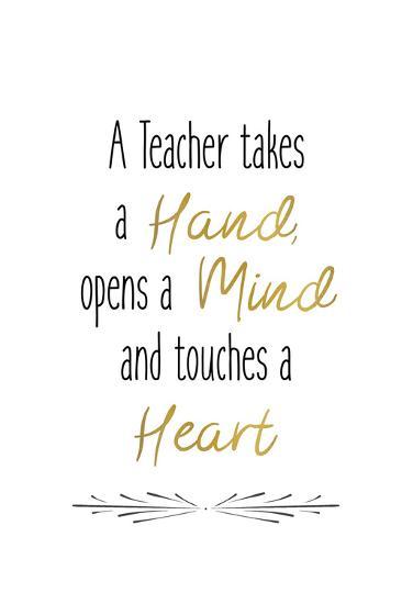 Teachers 1-Kimberly Allen-Art Print