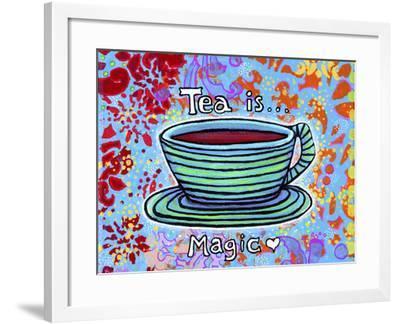 Teacup Teaismagic-Shelagh Duffett-Framed Giclee Print