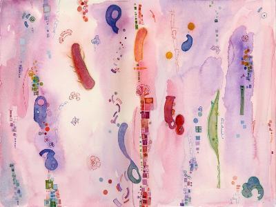 Teaflower-Marilyn Cvitanic-Art Print