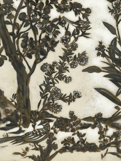 Teahouse Chinoiserie II-Chariklia Zarris-Art Print