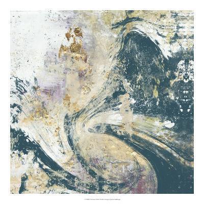 Teal Aerial-Jennifer Goldberger-Art Print