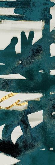 Teal and Flare B-Cynthia Alvarez-Art Print
