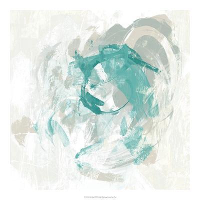 Teal Fog I-June Erica Vess-Art Print