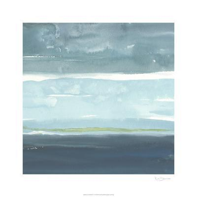 Teal Horizon II-Rob Delamater-Limited Edition