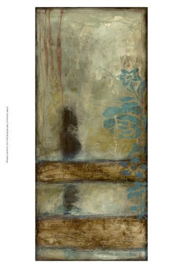 Teal Patina II-Jennifer Goldberger-Art Print