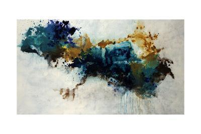 Teal Splat-Kari Taylor-Giclee Print