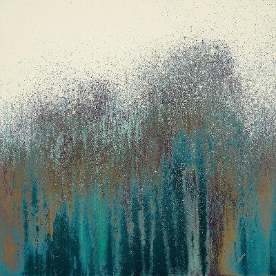 Teal Woods-Roberto Gonzalez-Art Print