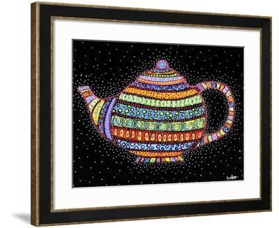 Teapot Colourful-Shelagh Duffett-Framed Giclee Print